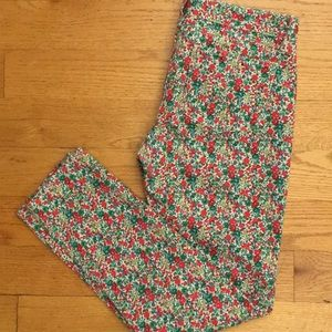 New! J crew toothpick ankle jeans
